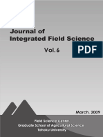 Spatial Model Approach on Deforestation