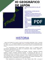 Espacio Geográfico de Japón