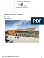 Lawrence Public Library _ Gould Evans _ ArchDaily