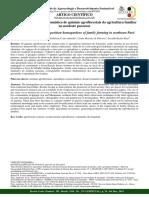 Composição Florística e Faunística de Quintais Agroflorestais Da Agricultura Familiar No Nordeste Paraense