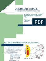 Resumen Redes de Acceso por Fibra Optica