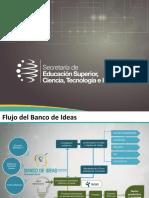 Presentacion de Banco de Ideas