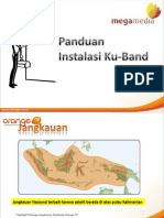 Panduan Installasi Ku-Band