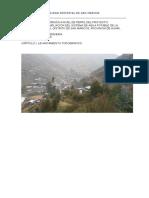 01. Informe de Topografia - Ayash Huaripampa