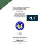 Proposal Alat Penggulung Otomatis