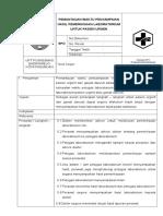 8.1.3.b Spo Pemantauan Waktu Penyampaian Hasil Pmrx Lab Untuk Pasien Urgent