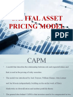 CAPM Detailed