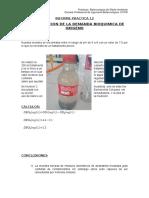 Informe Practica DBO