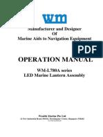 l780 Manual