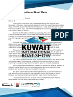 Kuwait International Boat Show presentation.docx