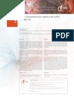Análisis comparativo de la cobertura de Scielo y Redalyc (2013)