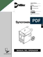 Syncronwave 200 millerr espanol