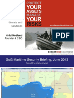 GoG Martime Security Briefing Jun 2013