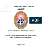 Manual de Programación Apliacada