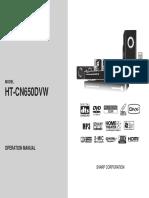 HTCN650DVWom