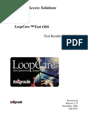 Test Results User Guide Toolgrade pdf | Alternating Current