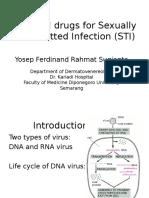 8. Obat Anti Virus Pada Ims - Dr.yf Rahmat Sugianto, Sp.kk