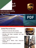 UPS in India