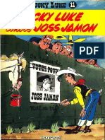 Lucky Luke - 11 - Lucky Luke Contre Joss Jamon