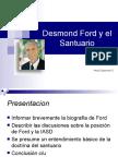Desmond Ford y El Santuario1