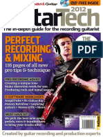 Music Tech Focus - Guitar Tech 2012