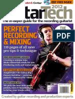 Music Tech Focus - Guitar Tech 2012