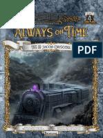 Zeitgeist #04 ~ Always on Time