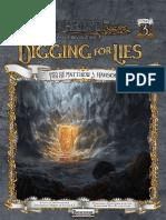 Zeitgeist #03 ~ Digging for Lies