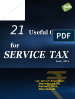 21 Useful Charts for Service Tax (1)