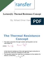 Resistance Concept