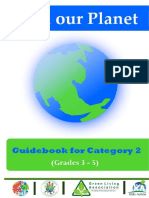 Category 2, nvironmenthow to save e Guidebook