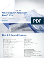Autodesk Revit 2014 New Features