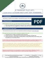ATP Briefing