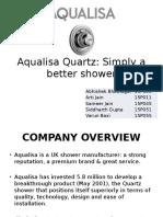 CaseStudy Aqualisa Quartz