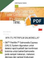 3M Petrifilm Salmonella Express