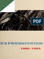 Expressionism 1900 1955