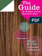 Healthy Hair Guide Magazine