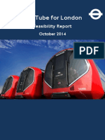 New Tube for London Feasibility Report
