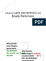 rEABILITARE PARKINSONA