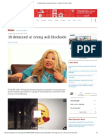 18 Detained at Orang Asli Blockade - Nation _ the Star Online
