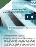 BD - Constelaciones Familiares, Psicogenealogia - Diapositivas (Clase Escobar)