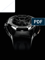 Audemars Piguet Royal Oak laptimer concept