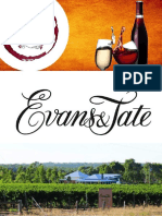 Evans and Tate Wines