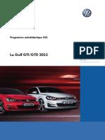 SSP 521 La Golf GTIGTD 2013 (05 2013)