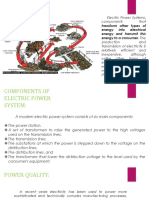 Electronic Power Systems
