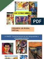 Tarea Sobre Las Vanguardias Mural Digital