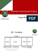 SDP Briefing Slides