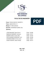 Informe de Laboratorio de Concreto 02