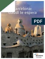 Guia Gaudi Barcelona
