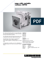 Liebherr Technical Data Dpvg